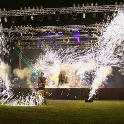 Tűzvarázs Produkció - Tűzzsonglőr csapat - Firemagic Produc